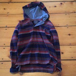 A&E Flannel Pullover